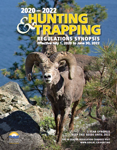 Hunting & Trapping Core Regulations Synopsis